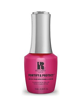 Red Carpet Manicure Red Carpet Manicure Led Gel Polish Fortify & Protect Picture