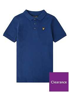 lyle-scott-boys-classic-short-sleeve-polo-estate-blue