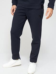 armani-exchange-vertical-embroidered-logo-joggers-navynbsp