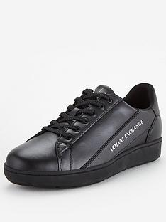 armani-exchange-urban-trainers-black