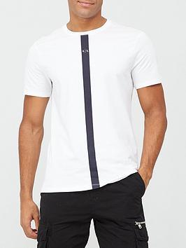 armani-exchange-stripe-logo-print-t-shirt-white