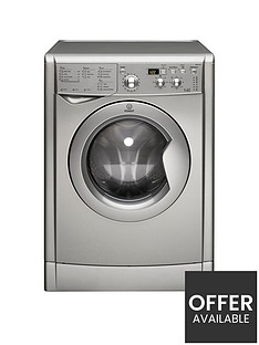 indesit-iwdd75145sukn-7kg-wash-5kg-dry-1400-spin-washer-dryer-silver