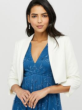 Monsoon Monsoon Juni Recycled Polyester Jacket - Ivory Picture