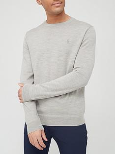 polo-ralph-lauren-golf-merino-wool-crew-neck-jumper-grey-heather