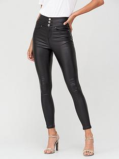 v-by-very-tall-macy-high-waisted-coated-skinny-jean