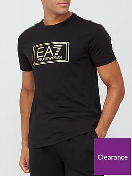 ea7-emporio-armani-lux-gold-label-logo-t-shirt-black-gold