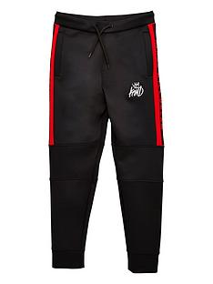 kings-will-dream-fulshaw-poly-joggers-black