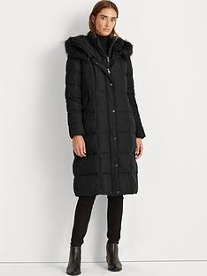 lauren-by-ralph-lauren-maxi-quilted-hooded-coat-black