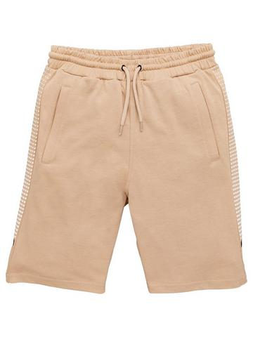 Kings Will Dream Junior Boys Grayden Shorts Sand//White