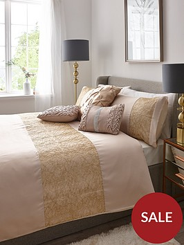 zinnia-gold-lace-panel-duvet-cover-set
