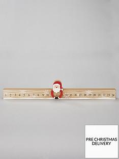 festive-wooden-santa-slide-along-advent-countdown-calendar
