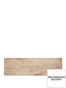 kitchencraft-we-love-summer-melamine-wood-effect-rectangular-serving-platter