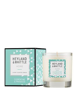 Heyland & Whittle Heyland & Whittle Home Candle - Clementine &Amp; Prosecco Picture