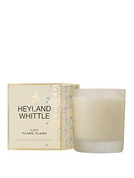 Heyland & Whittle Heyland & Whittle Gold Classic Candle - Lily Ylang Ylang Picture