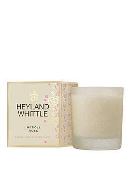 Heyland & Whittle Heyland & Whittle Gold Classic Candle - Neroli Rose Picture