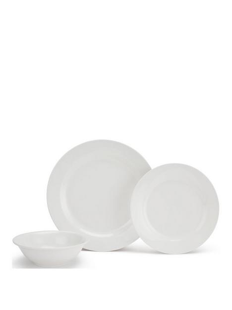 waterside-18-piece-white-round-melamine-dinner-set