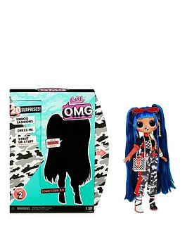 L.O.L Surprise! L.O.L Surprise! O.M.G. Downtown B.B. Fashion Doll With 20  ... Picture