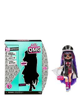 L.O.L Surprise! L.O.L Surprise! O.M.G. Shadow Fashion Doll With 20  ... Picture