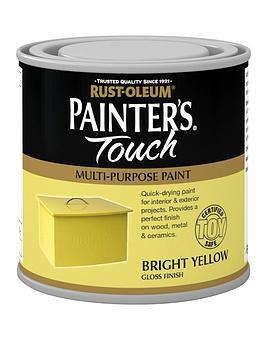 rust-oleum-painterrsquos-touch-toy-safe-gloss-multi-purpose-paint-ndash-yellow-250-ml