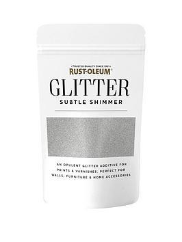 Rust-Oleum 70G Glitter Subtle Shimmer Silver