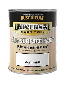 Rust-Oleum Rust-Oleum Universal Metal And All-Surface Paint &Ndash; Matt  ... Picture