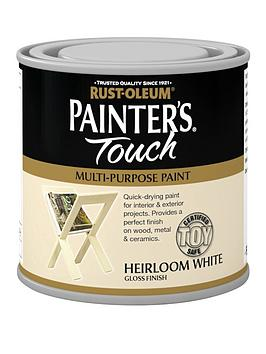 rust-oleum-painterrsquos-touch-toy-safe-gloss-multi-purpose-paint-ndash-heirloom-white-250-ml