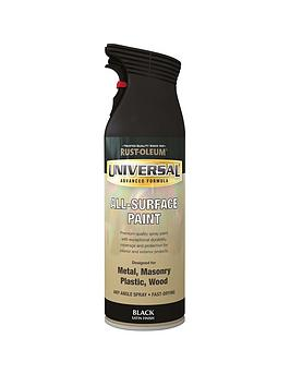 Rust-Oleum Rust-Oleum Universal Metal And All-Surface Satin Finish Spray  ... Picture