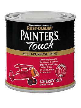 rust-oleum-painterrsquos-touch-toy-safe-gloss-finish-multi-purpose-paint-ndash-cherry-rednbsp250ml