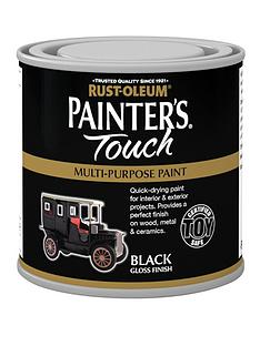 rust-oleum-painterrsquos-touch-toy-safe-gloss-finish-multi-purpose-paint-ndash-black-250ml