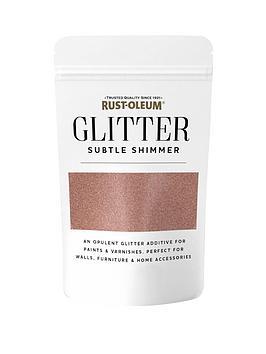 Rust-Oleum Rust-Oleum 70G Glitter Subtle Shimmer Rose Picture