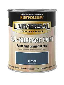 Rust-Oleum Rust-Oleum Thyme Satin Finish Universal Metal And All Surface  ... Picture