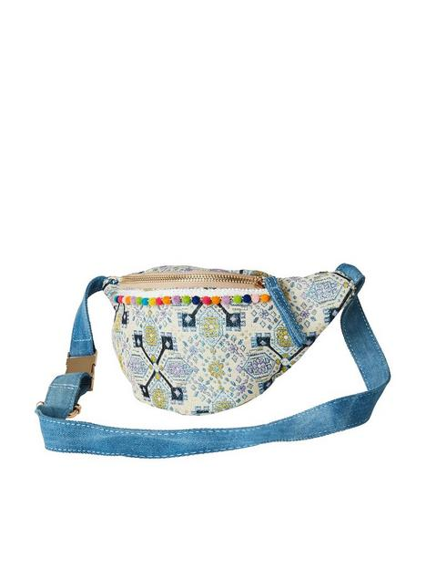 joe-browns-aziza-couture-bum-bag-blue