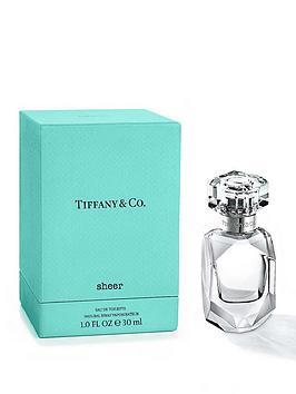 Tiffany & Co Tiffany & Co Tiffany & Co. Tiffany Sheer 30Ml Eau De Toilette Picture