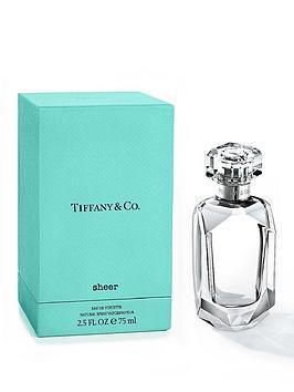Tiffany & Co Tiffany & Co Tiffany & Co. Tiffany Sheer 75Ml Eau De Toilette Picture