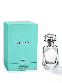 Tiffany & Co Tiffany & Co Tiffany & Co. Tiffany Sheer 50Ml Eau De Toilette Picture