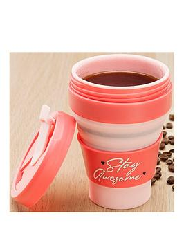 Very Collapsible Travel Mug Picture