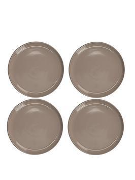 Kitchencraft Kitchencraft Mikasa Serenity Dinner Plates &Ndash; Set Of 4 Picture