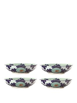 Maxwell & Williams Maxwell & Williams Majolica Coupe Bowls &Ndash; Set Of 4 Picture