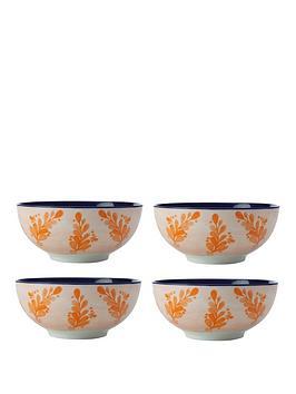 Maxwell & Williams Maxwell & Williams Majolica Bowls &Ndash; Set Of 4 Picture