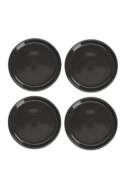 Kitchencraft Kitchencraft Mikasa Serenity Side Plates &Ndash; Set Of 4 Picture