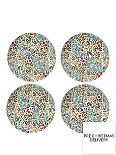 va-yew-and-arbutus-ndash-set-of-4-side-plates