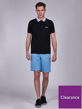 barbour-international-track-shorts-blue
