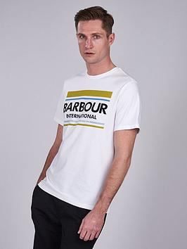 barbour-international-control-t-shirt-white