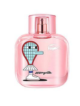 Lacoste Lacoste Lacoste L.12.12 Pour Elle Sparkling X Jeremyville 90Ml Eau  ... Picture