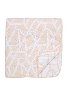 DKNY Dkny Modern Geo Throw Picture