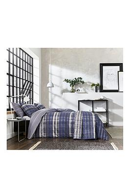 DKNY Dkny Ombre Stripe Duvet Cover Set Picture