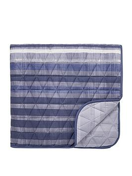 DKNY Dkny Ombre Stripe Throw Picture