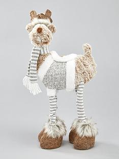 standing-plush-moose-with-legwarmers-christmas-decoration
