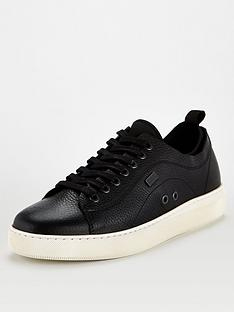 barbour-international-hailwood-lace-up-trainer-black