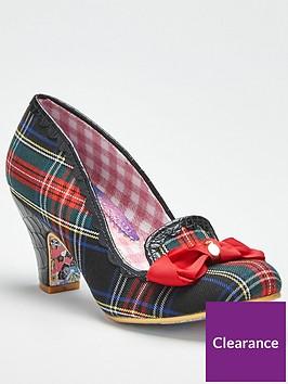 irregular-choice-kanjanka-tartan-bow-heeled-shoe-black